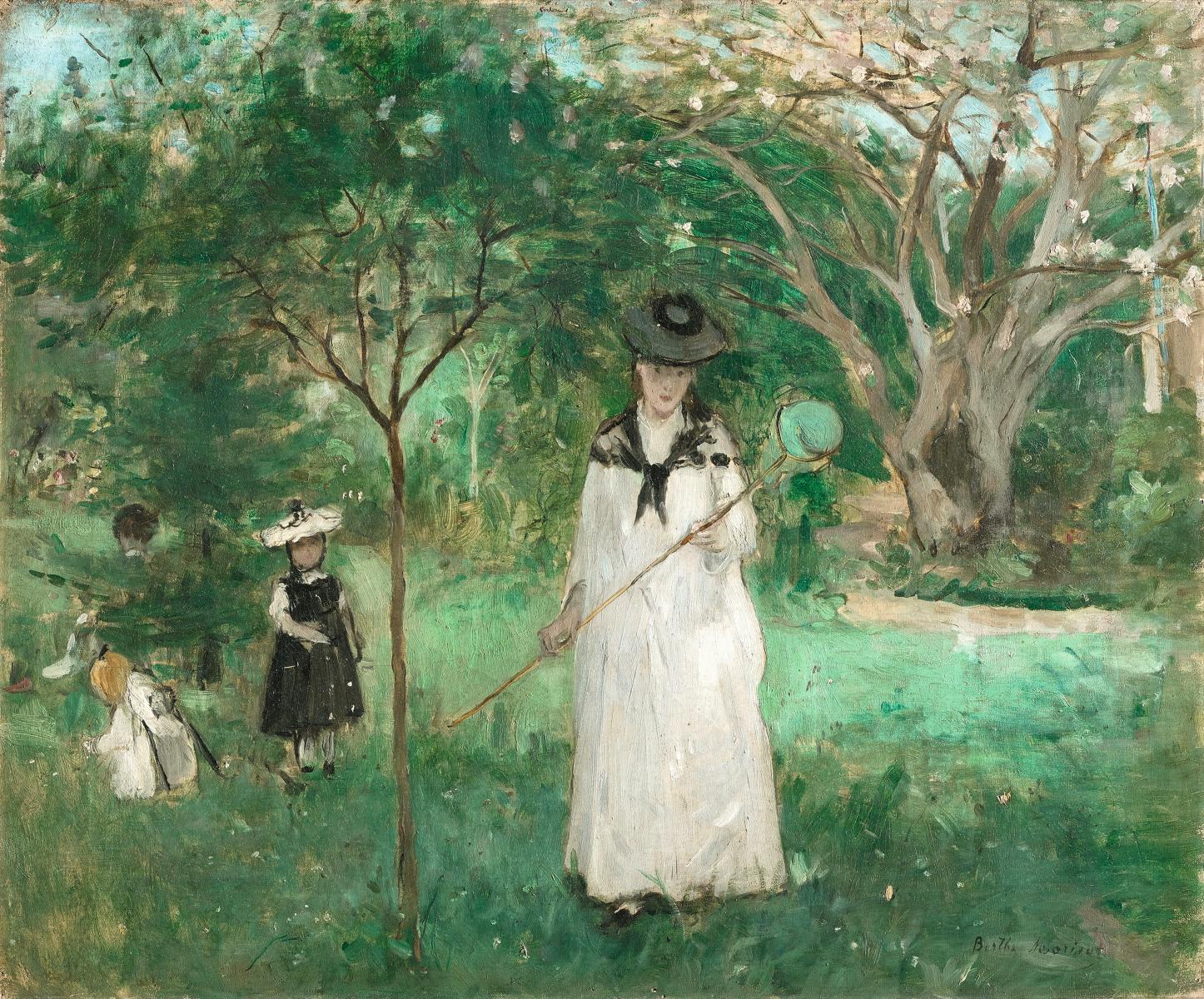 Museoteca - Artiste: Morisot, Berthe