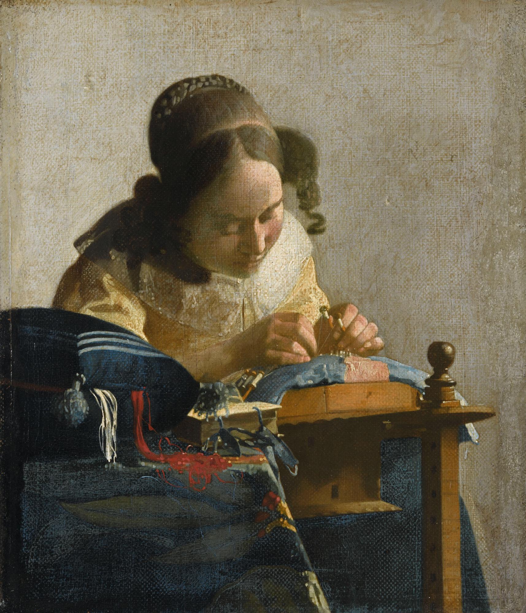Imagini pentru vermeer garden of Praise